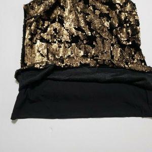 INC International Concepts Tops - Inc International Concepts Velvet-Contrast Sequin